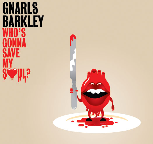 Gnarls Barkley - Whos gonna save my soul now