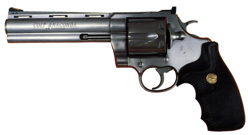 Colt 45 Magnum Guns http://www.sodahead.com/fun/whats-the-most-dangerous-thing-youve-ever-held-in-your-hands/question-1213503/?page=3